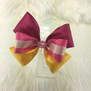 Handmade Princess Hair Bow ribbon